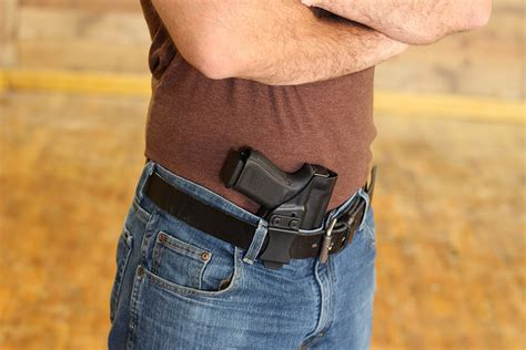 best concealed carry holster best concealed carry holsters in 2018 reviews top 15