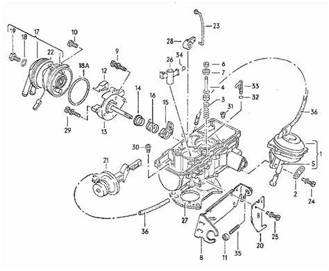 volkswagen parts diagram volkswagen carburetor diagram volkswagen get free image