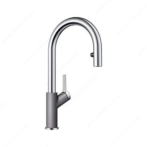 blanco faucets kitchen blanco kitchen faucet urbena richelieu hardware