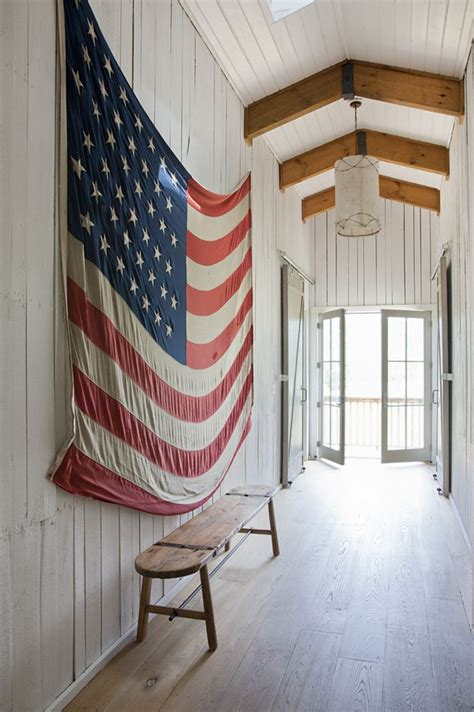 american flag home decor 4th of july home decor