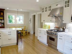 craftsman open kitchen makeover catherine nakahara hgtv