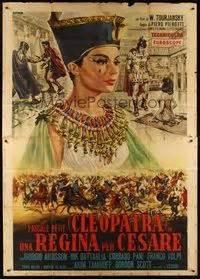 film a queen for caesar emovieposter com auction history