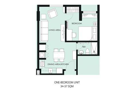 Condo For Sale Cebu Philippines Grand Residences Condo 54 Sqm House Plans