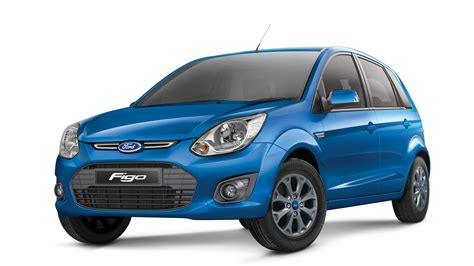 ford figo ford figo refresh launched in india with subtle changes