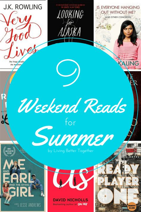 Weekend Reads Product 9 by 9 Weekend Reads For Summer 2015 Sugar Soul