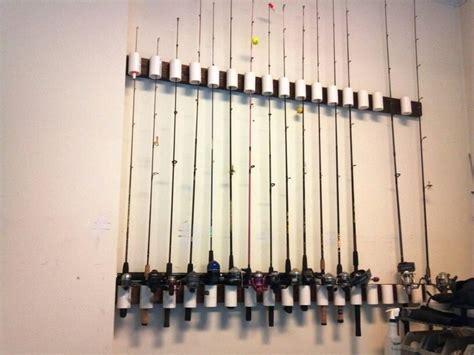 Fishing Pole Garage Storage Ideas 174 Best Images About Garage Ideas On Sports