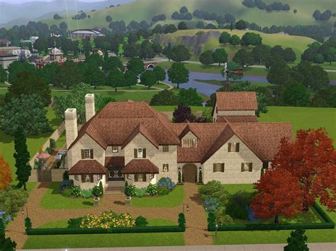 mod the sims goutte d or vignoble drop of gold vineyard