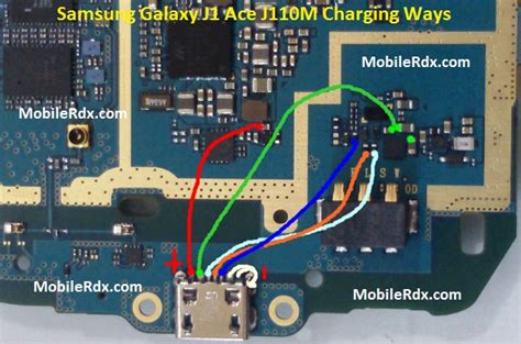 Ic Power Samsung J1 samsung galaxy j1 ace j110m charging usb ways solution