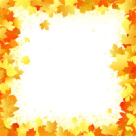 immagine cornice grunge cornice con foglie d autunno scaricare vettori gratis