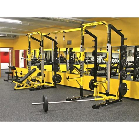 legend fitness pro series power cage 3221 8