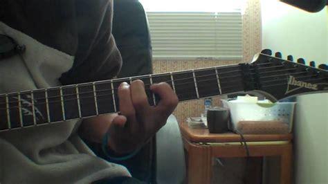 tutorial guitar one call away chingy one call away guitar tutorial youtube