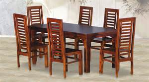 Teak Dining Room Table And Chairs damro