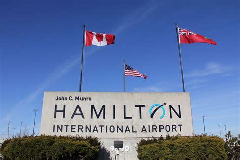 hamilton international airport ontario canada