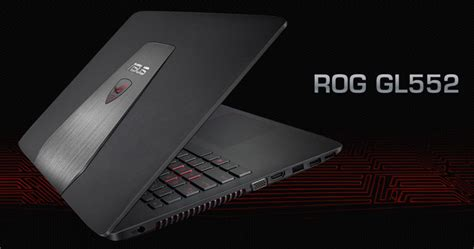 Asus Rog Gl552vx Dm409t For Gammer I7 Kabylake Vga Nvidia 4gb asus rog gl552v x kbl dm409t 15 6 gaming laptop 11street malaysia asus