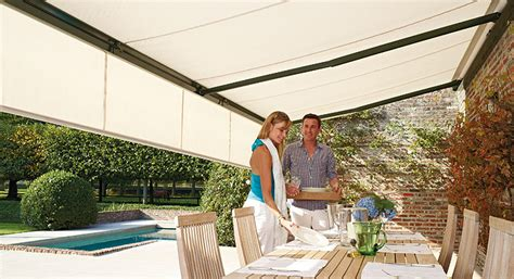 Sunsaver Awnings by Eclipse Prestige Cassette Retractable Awning Eclipse Shading Systems