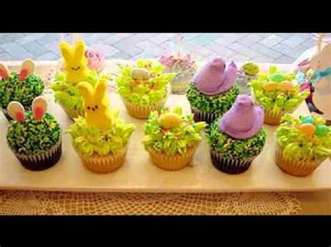 Decorating Ideas For Easter Cupcakes Decorating Ideas For Easter Cupcakes