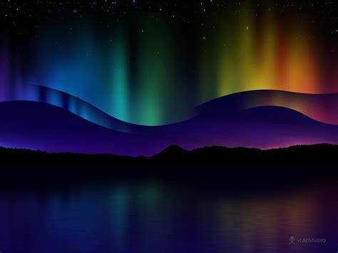 Northern Lights Landscaping Northern Lights By Vladstudio On Deviantart