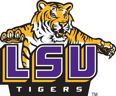 Lsu Tiger Eye Logo Clipart - Free Clip Art Images | LSU ... Lsu Football Logo