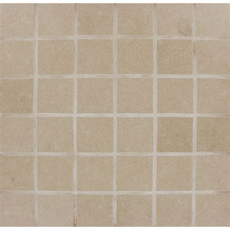 mosaic tile ms international flooring 12 in x 12 in ms international beton khaki 12 in x 12 in x 10 mm