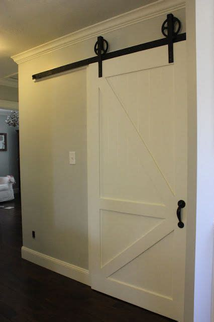 Sliding Pantry Door Hardware by A Barn Door For The Pantry A Tree Lined The Barn