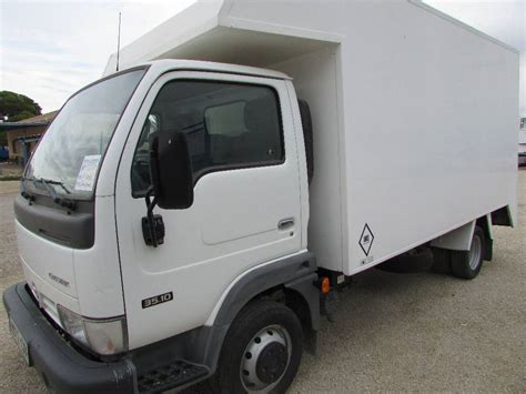 nissan box van used nissan cabstar tl100 35 box trucks year 2004 price