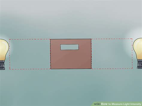 how to measure light intensity how to measure light intensity with pictures wikihow