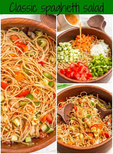 pasta salad with spaghetti noodles cold spaghetti salad fabulous cold noodle salad with