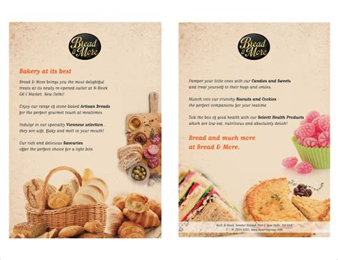 26 Bakery Flyer Templates Free Psd Ai Eps Format Download Free Premium Templates Bakery Flyer Templates Free