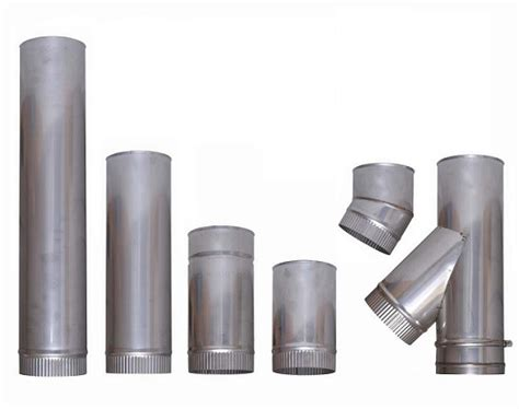Fireplace Flue Pipe by Flue Pipe Single Skin Flue System For Stoves Uk Stove