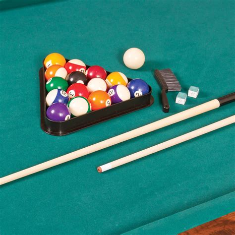 sinclair billiard table with table tennis top