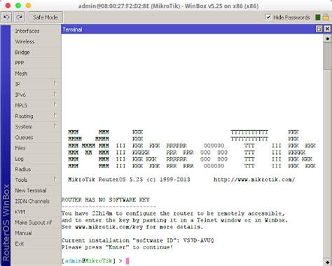 cara konfigurasi dns server di mikrotik cara konfigurasi ip address gateway dns nat di mikrotik