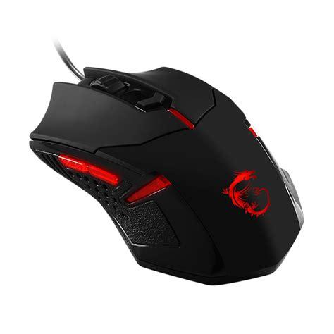 Baru Termurah Msi Gaming Mouse Ds B1 jual msi interceptor ds b1 gaming mouse harga kualitas terjamin blibli