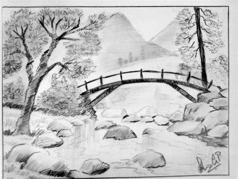 most beautiful scenery drawing tag easy pencil shading 17 best ideas about sketches of nature on pencil drawings of nature beautiful