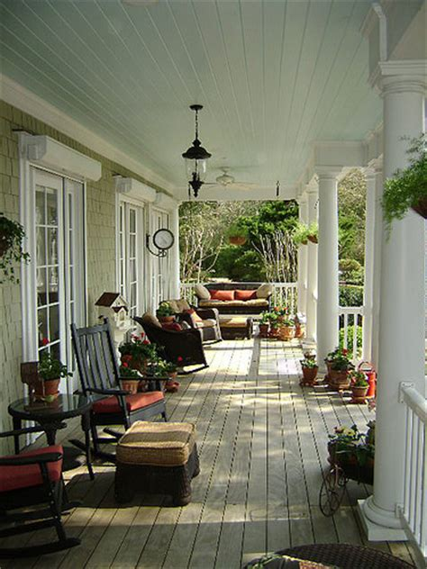 southern country decor front porch welcome