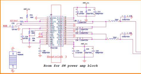 Heatsink for TPA3116D2 HTSSOP package - Audio Amplifiers ...