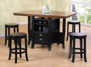 kitchen island table with 4 chairs 410 side chair 53 5 dining set table 4 side chairs