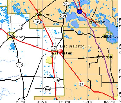 williston florida map east williston florida fl 32696 profile population