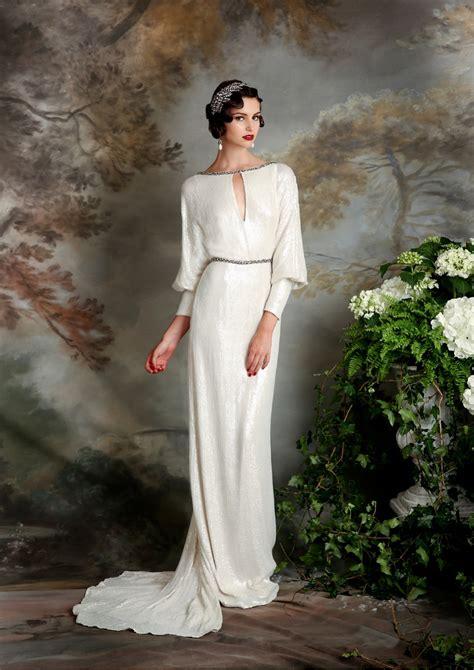wedding dresses deco style eliza howell deco inspired wedding