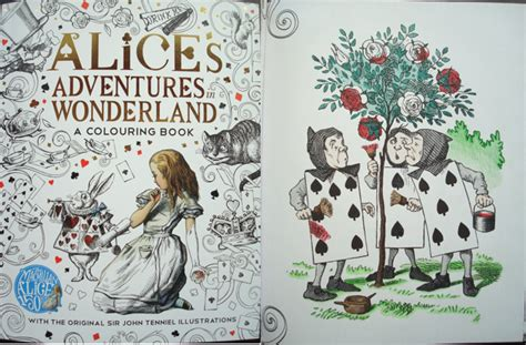 Pdf Alices Adventures Coloring Book by S Adventures In A Colouring Book A