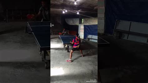 Meja Pingpong Magelang pingpong tenis meja magelang 2018 fandy vs andy part 4