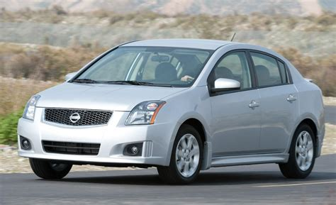 sentra nissan 2009 car and driver