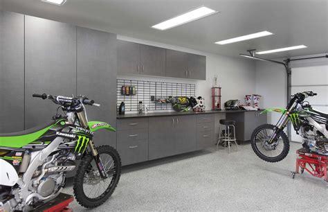 Dirt Bike Garage by Cabinets Organization Garage Floor Coating Of Atlanta