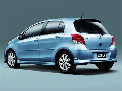Toyota Toyota Toyota Yaris 5 Doors Specs 2008 2009 2010 2011