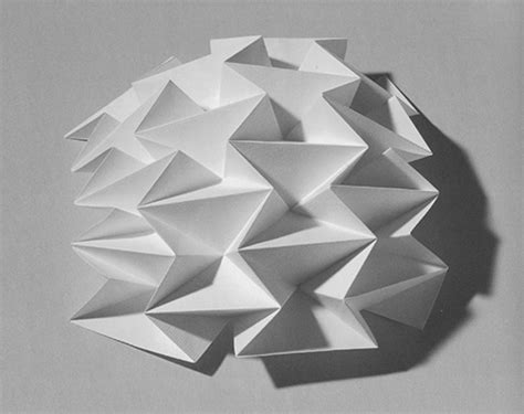 Paper Folding For Designers - folding outside the box rule29 creative agency