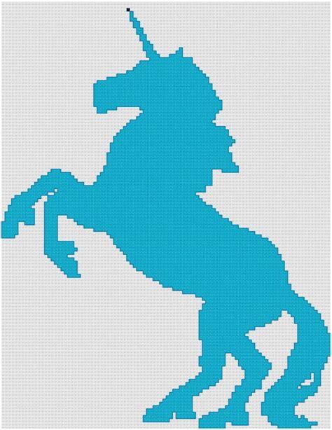 unicorn needlepoint pattern unicorn cross stitch pattern silhouette cross stitch