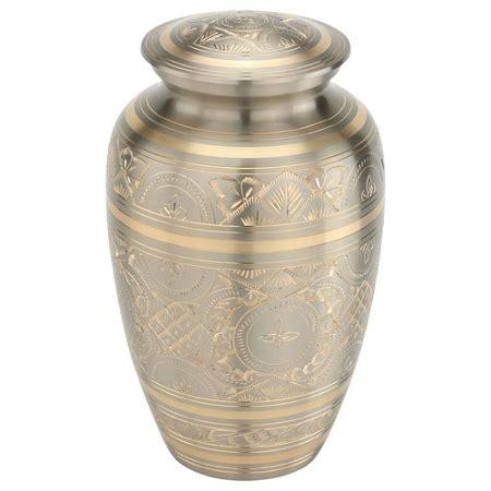 urns for ashes platinum elegance urn for ashes brass cremation urns