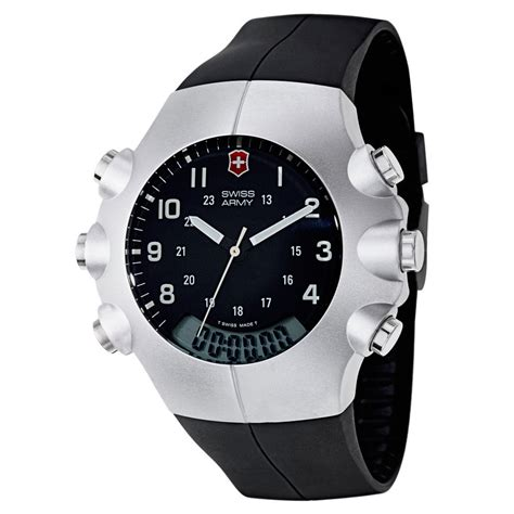 Swiss Time Analog Digital analog digital watches by victorinox swiss army archives