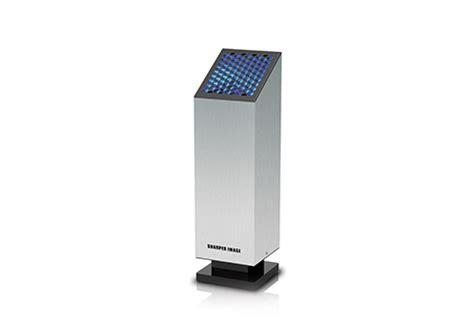 filterless silent uv air purifier sharper image