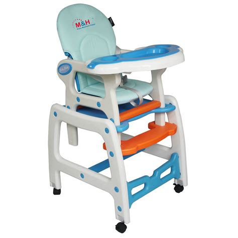 Kursi Bayi Terbaru bayi plastik bayi kursi tinggi kursi tinggi 3 in 1 multifungsi anak kursi makan malam dengan