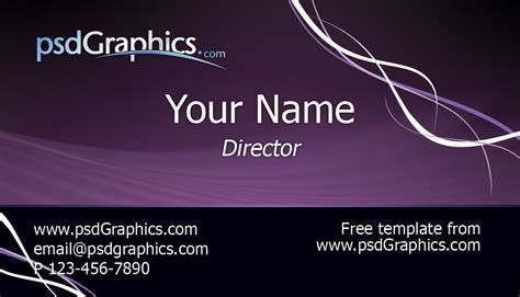 photoshop business card template peerpex